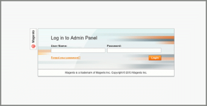 login-to-magento-backend